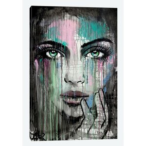 New Muse Painting Print on Wrapped Canvas by East Urban Home