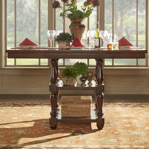 Hilliard Counter Height Dining Table by Darby Home Co