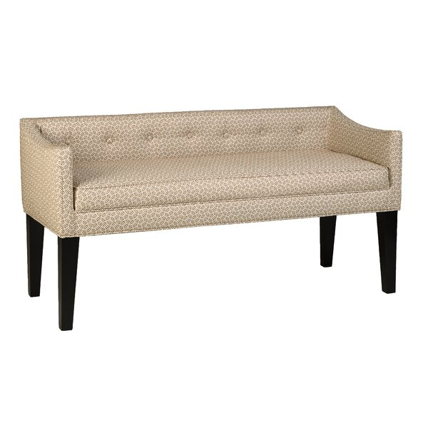 Prentiss Upholstered Bench by Bloomsbury Market