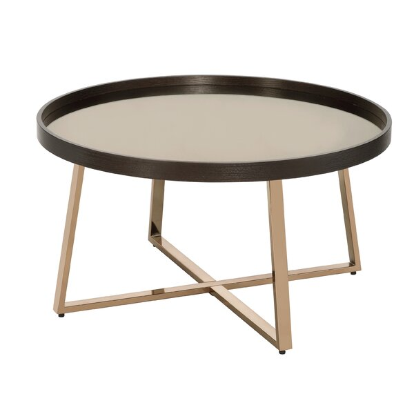 Yulia Coffee Table By Everly Quinn