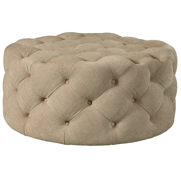 Millie Cocktail Ottoman by One Allium Way