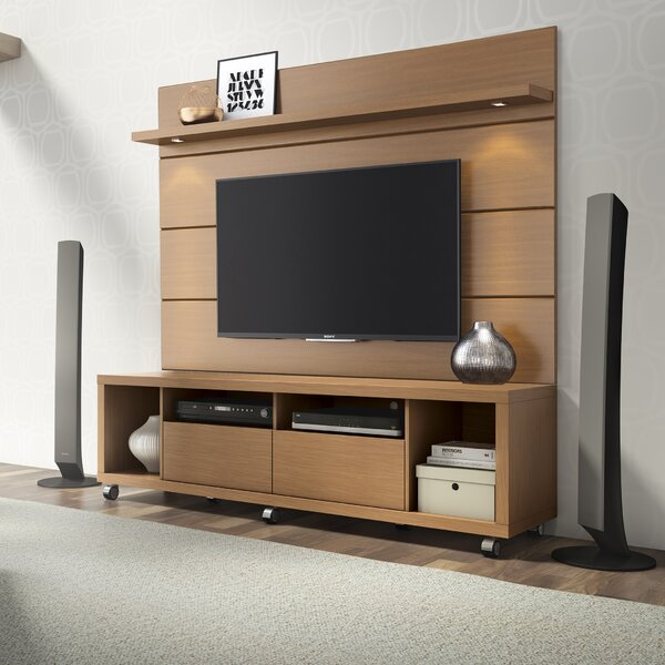 Julius Entertainment Center For TVs Up To 78