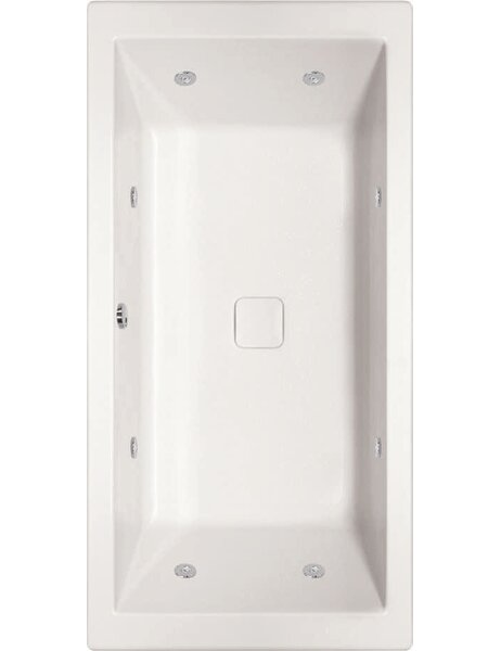 Designer Versailles 72 x 42 Soaking Bathtub by Hydro Systems