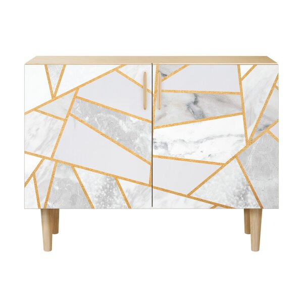 Lynn 2 Door Cabinet by Brayden Studio