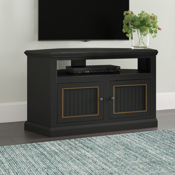 Coconut Creek Corner TV Stand for TVs up to 55