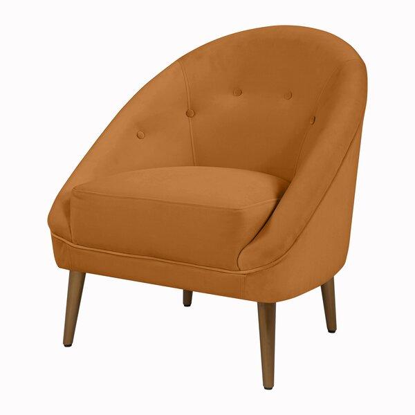 Danny Modern Barrel Chair (Set of 2) by Modern Rustic Interiors