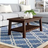 Lavonia Coffee Table by Three Posts