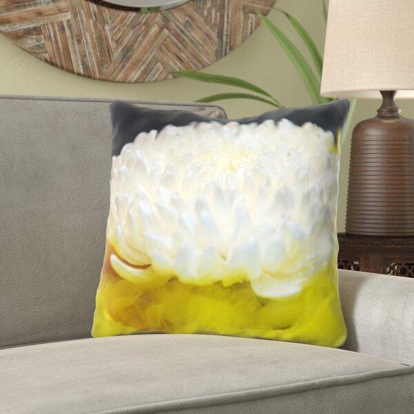 Ismene Natural Throw Pillow