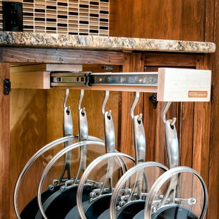 Pot And Pan Storage Cabinet Wayfair