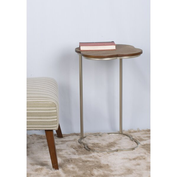 Carlotta End Table (Set Of 2) By Rosdorf Park