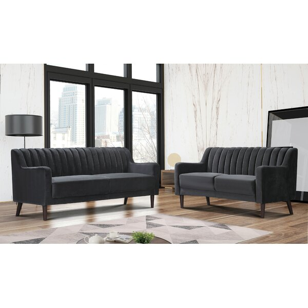 Holub Configurable Living Room Set by Everly Quinn Everly Quinn