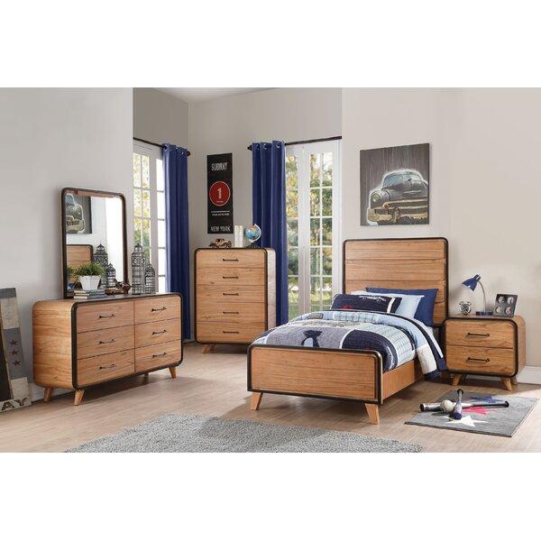 Vihaan Full Standard Bed by Brayden Studio