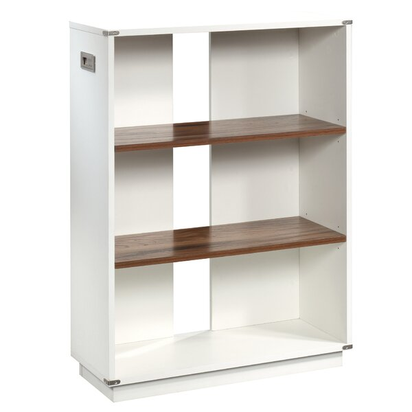 Bardin Standard Bookcase By Wrought Studio