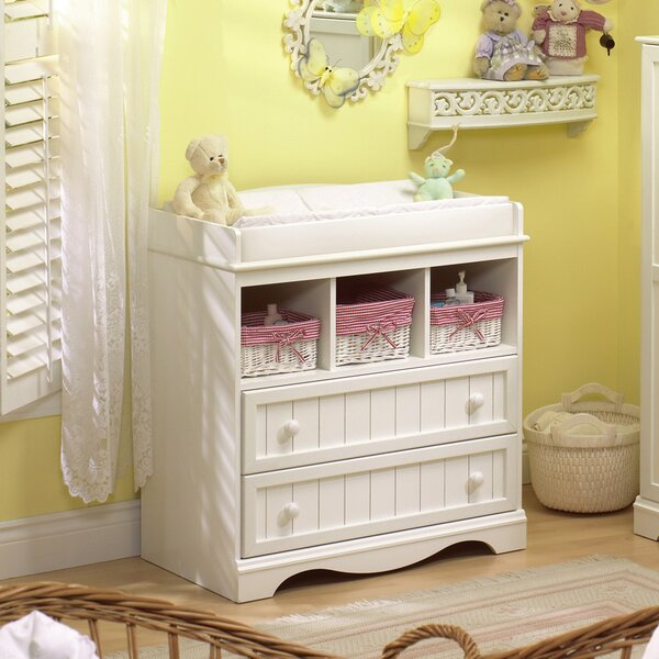 Savannah Changing Table by South Shore