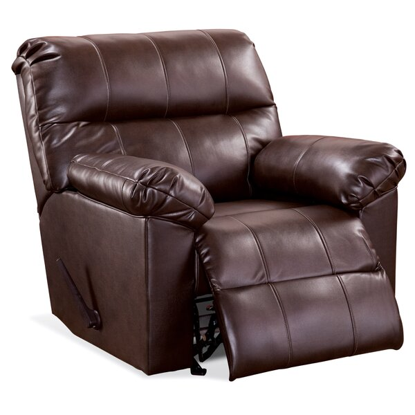 Serta Ravens Manual Recliner [Red Barrel Studio]