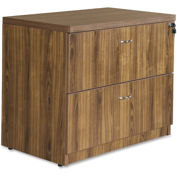 Chateau Laminate Desking Credenza by Lorell