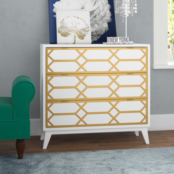 Dreyer 3 Drawer Chest By Willa Arlo Interiors by Willa Arlo Interiors Purchase