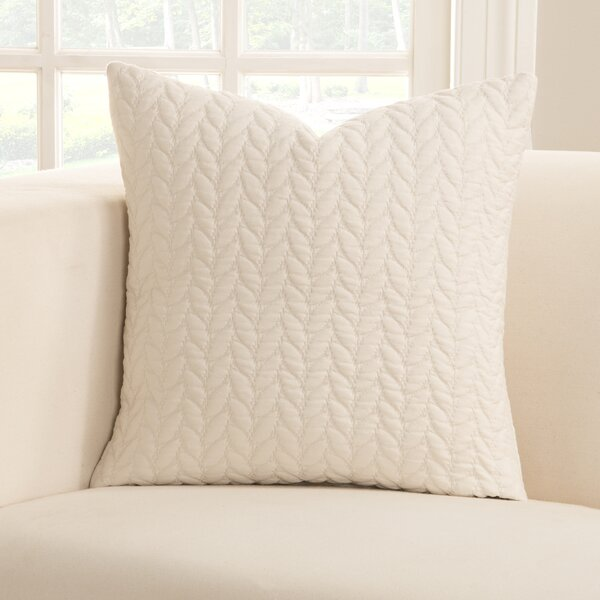 Rivertown Throw Pillow by Three Posts