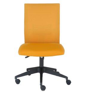 Review Sleek Desk Chair by Haaken Furniture