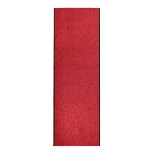 Kilmer Red Rug Mercury Row Rug size: Runner 130 x 2500 cm