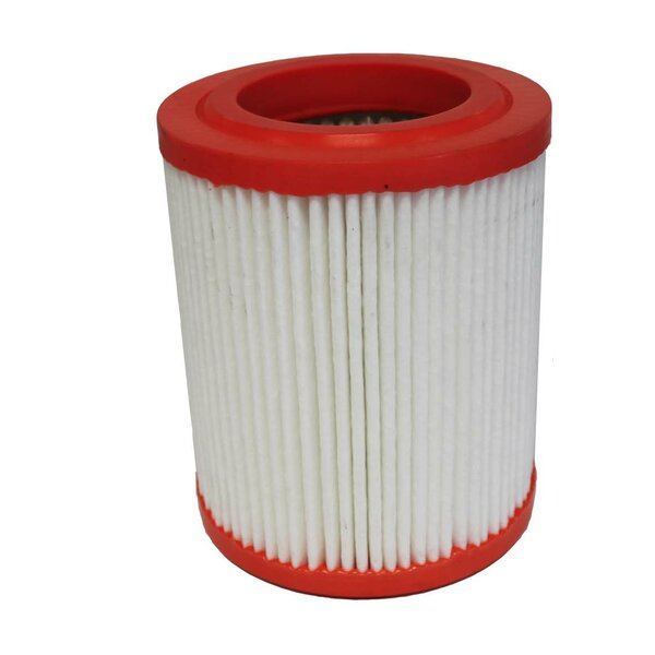 Plastisol Air Filter by Crucial