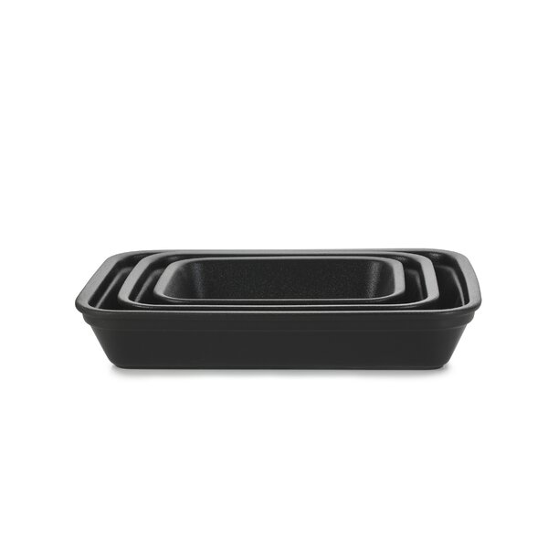 3 Piece French Classics Roasting Dish by Revol