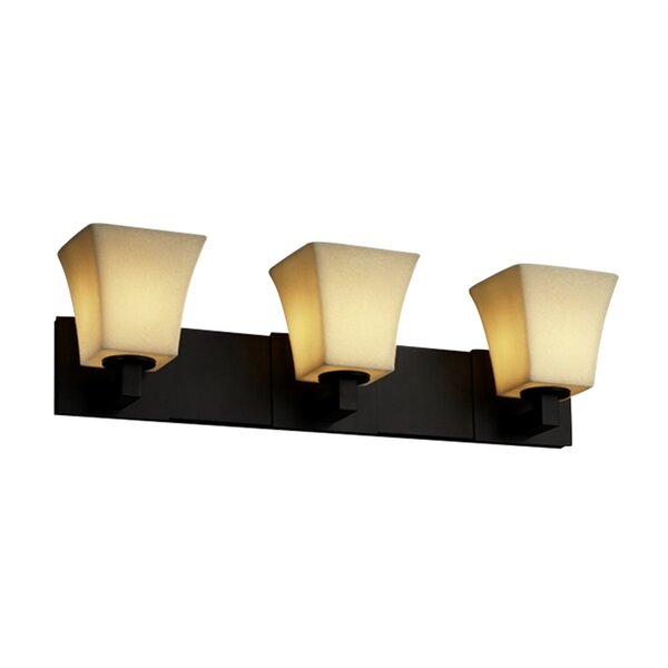Rieves 3-Light Vanity Light by Loon Peak