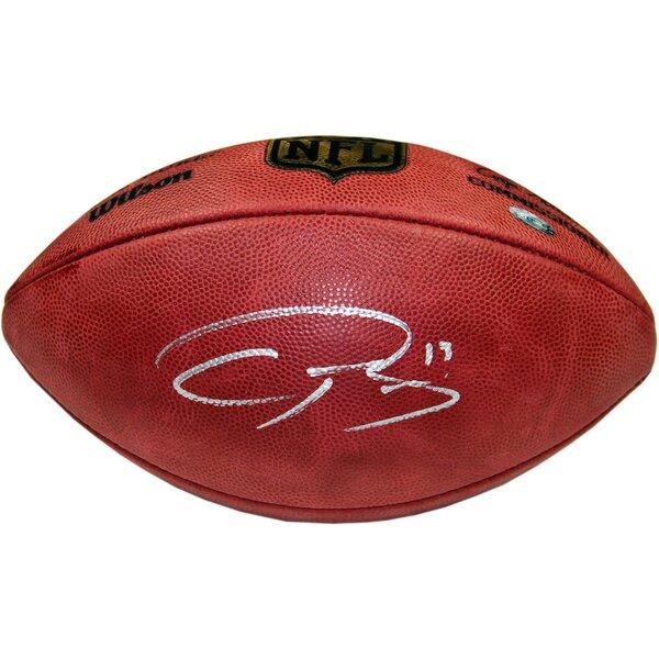 NFL Odell Beckham Jr. Signed Duke Football by Steiner Sports