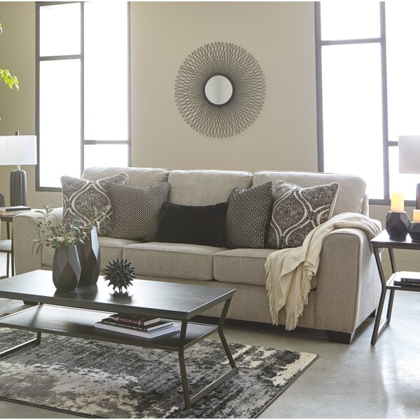 Trendy Modern Lockhart Sofa by Alcott Hill by Alcott Hill