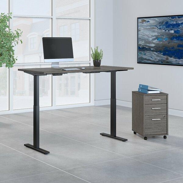 Move 60 Series 2 Piece Desk Office Suite by Bush Business Furniture