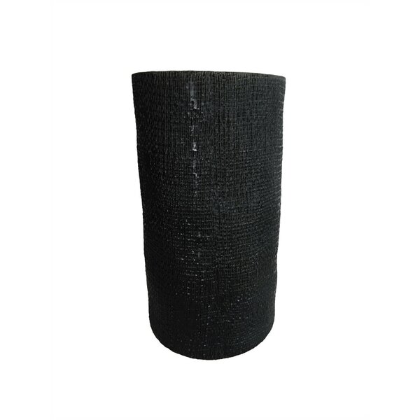 Woburn Roughly Textured Column Ceramic Table Vase by Brayden Studio