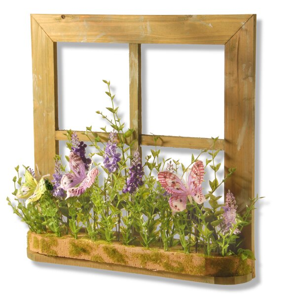 Lavender Window Decor by National Tree Co.