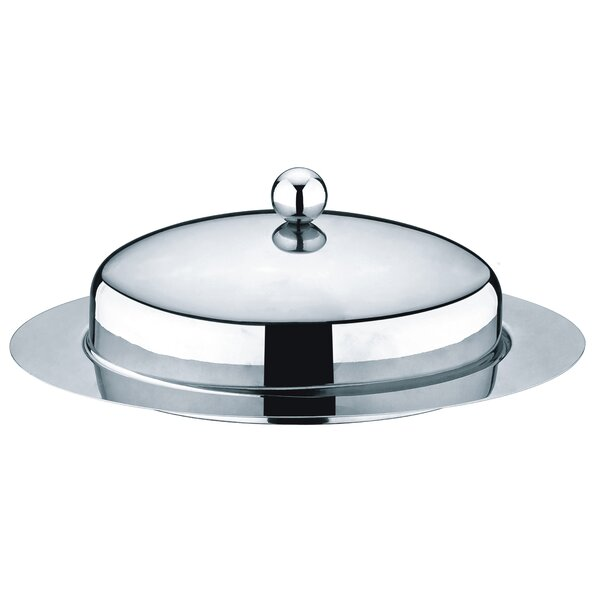 Oval Butter Dish by Cuisinox