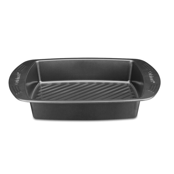 17 Carbon Steel Non-Stick Roaster Pan by Cuisinart