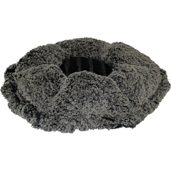 Cuddle Pod Midnight Frost Dog Bed by Bessie and Barnie