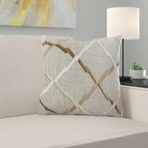 Mccroskey Square Luxury Pillow by Latitude Run