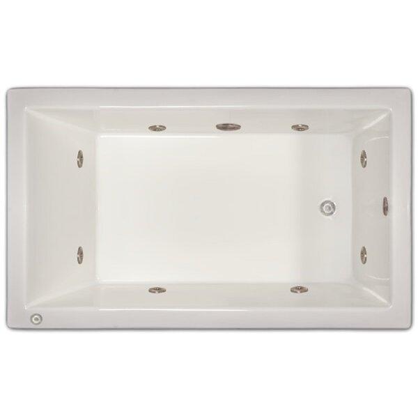 59.5 x 35.5 Whirlpool by Signature Bath