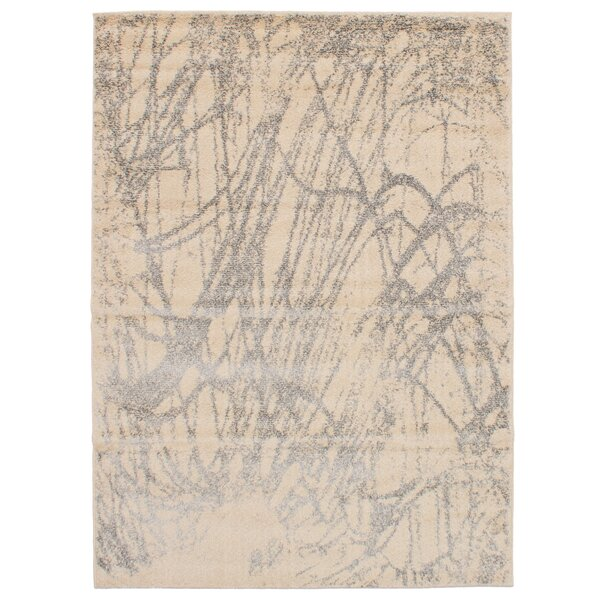 Corbett Beige Area Rug by Foundry Select