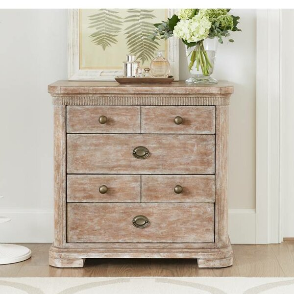 Juniper Dell 4 Drawer Nightstand by Stanley Furniture