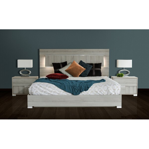 Camron Platform 3 Piece Bedroom Set by Orren Ellis