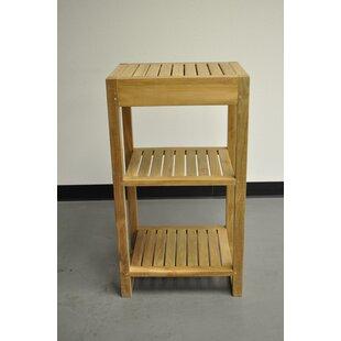 Reclaimed Wood Bathroom Shelf | Wayfair