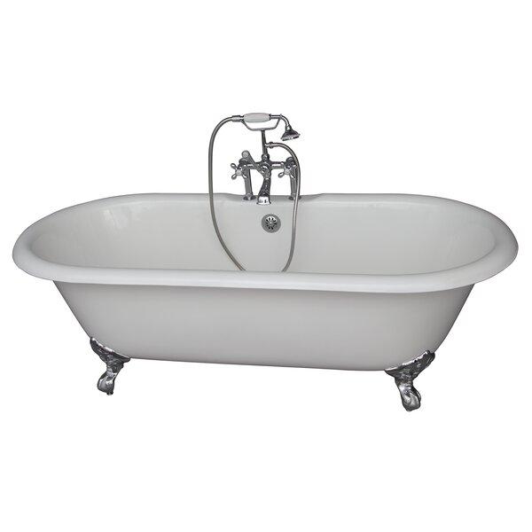 60.75 x 31 Soaking Bathtub Kit by Barclay