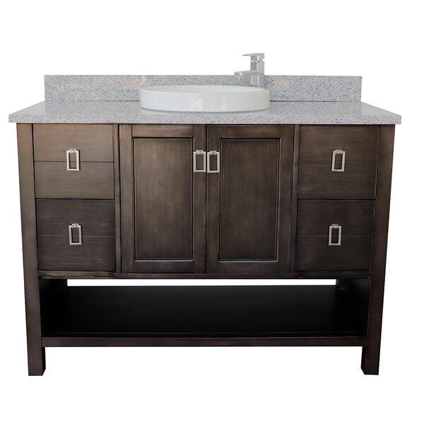 Wilhoit 49 Single Bathroom Vanity Set