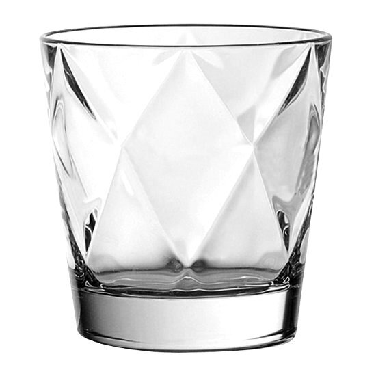 Concerto Double Old Fashioned Glass (Set of 6) by EGO