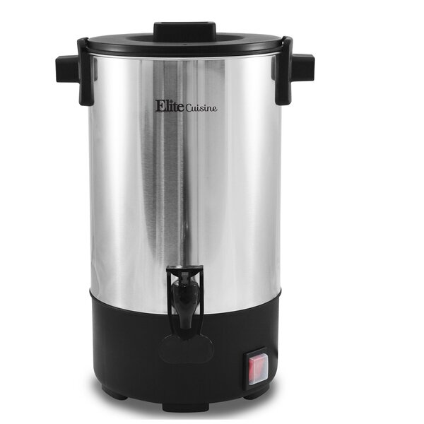 30-Cup Cuisine Coffee Urn by Elite by Maxi-Matic