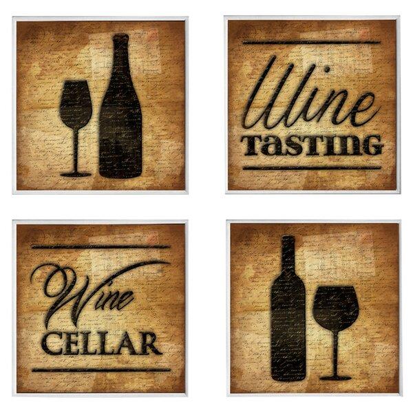 Wine Cellar Wall Decor | Wayfair