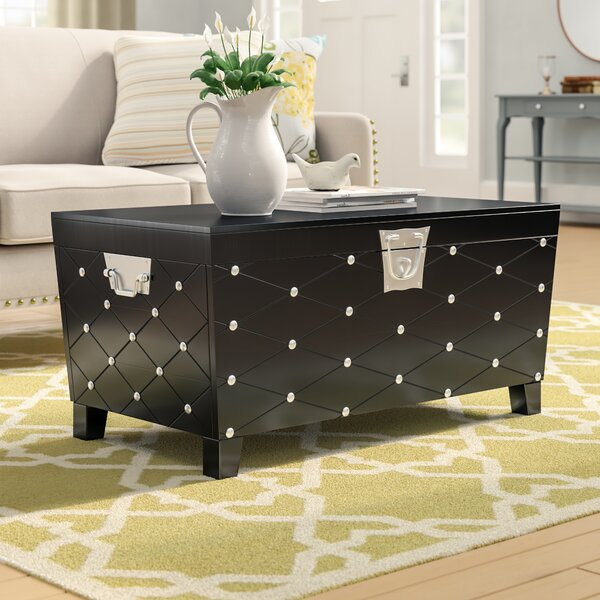 Sturges Coffee Table With Storage By Three Posts