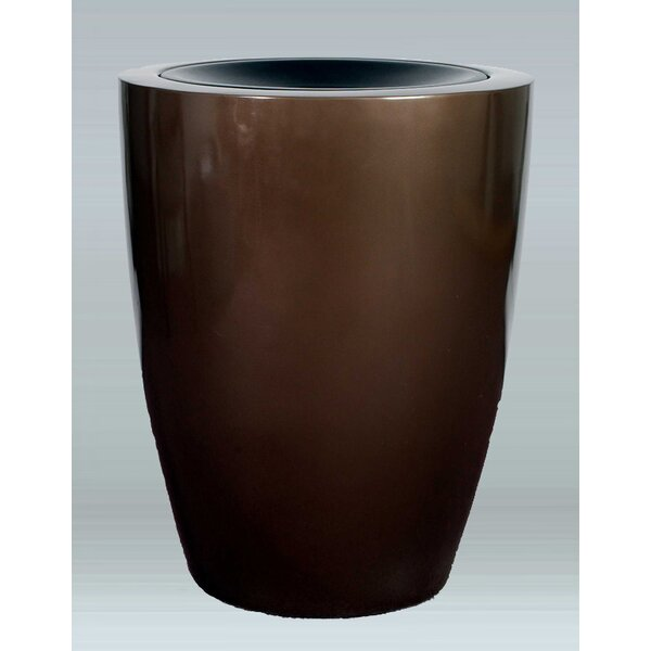 Raleigh 10 Gallon Trash Can by Allied Molded Products