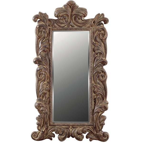 Starck Accent Wall Mirror by Galaxy Home Decoration