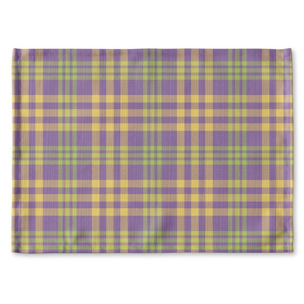 Turene Plaid Placemat by Darby Home Co